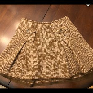 Burberry Wool Skirt Size 38